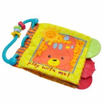 Rabbit Teether Cloth Book Price Philippines