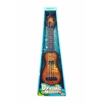 Harga Dynamic Melody Kid's Wooden Toy Ukulele