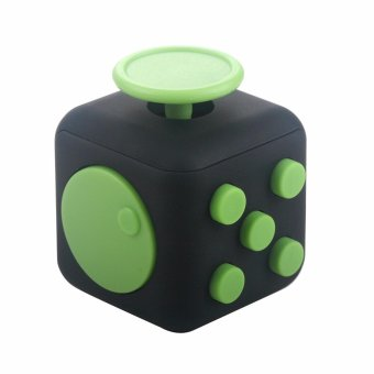 Harga Fidget Cube Stress & Anxiety Reliever, Idea Maker, Study Helper for Home School Work