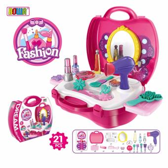 Harga Rising Star #8228 Make Up Play Set Suitcase
