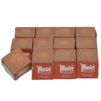 Harga Billiard / Pool Master Chalk (Brown)