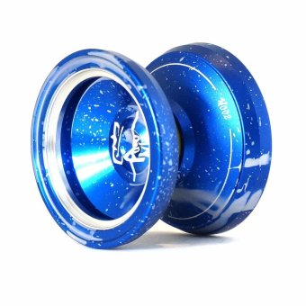 Toy Yo-Yo Magic YoYo M002 April Professional Gaming Metal Aluminum Yoyos 1A 3A 5A Butterfly for Boys - intl Price Philippines