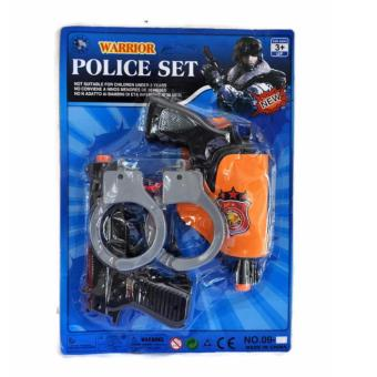 1 Set Warrior Police Set 150g Price Philippines