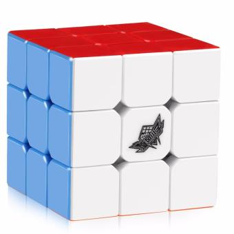 Harga Rubik's Cyclone Boys Mini Speed Cube 3x3 Stickerless Magic Cube 3x3x3 Puzzles Toys SZ - 22334