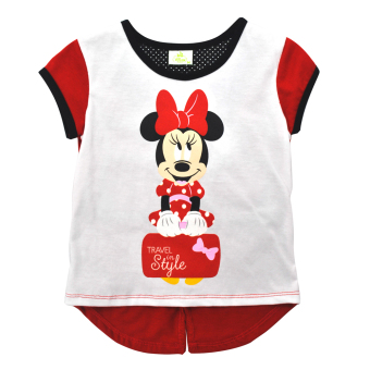 Minnie Mouse Shirt (white) Price Philippines