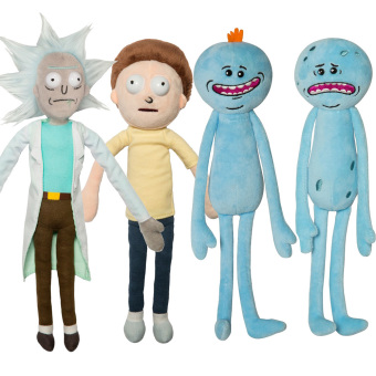 Rick and Morty Happy & Sad Meeseeks Stuffed Doll Plush Toy Price Philippines