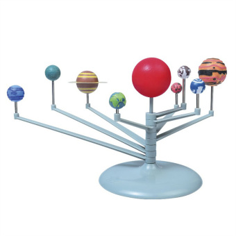 9 Planet Solar System DIY Painting Toy Science Education Instruction Media Price Philippines