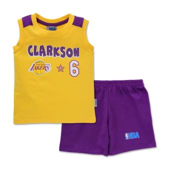 NBA Baby - Muscle Shirt and Shorts Set (Clarkson 6) Price Philippines