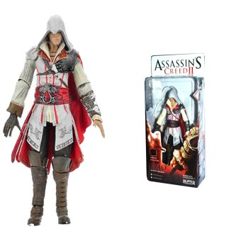 Harga Neca Assassin's Creed II Ezio Master Assassin Figure