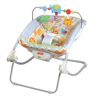 iBaby 68120 Deluxe Infant-to-toddler Baby Rocker (White) Price Philippines