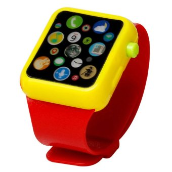 Kids Early Education Learning Machine 3D Touch Screen Smart Wristwatch Price Philippines