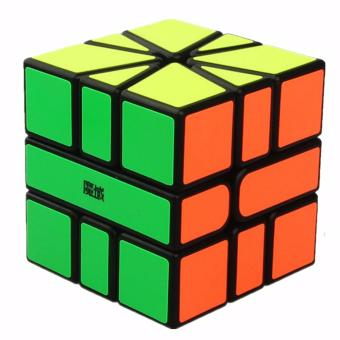 Harga Rubik's Moyu Weilong SQ1 Square-1 3X3 Speed Magic Cube YJ8247 Black Body