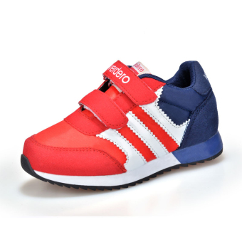 Harga Boys Sport Shoes Red