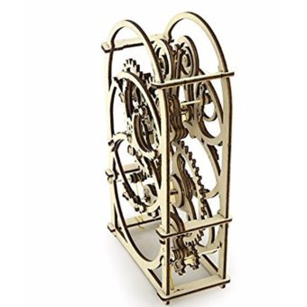 Ukrainian Gears Timer Mechanical 3D Puzzle Construction Set by Ugears - intl Price Philippines