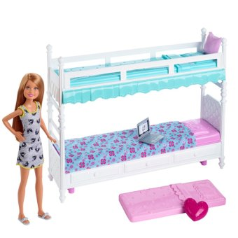 Harga Barbie Sister & Accessory Bedroom