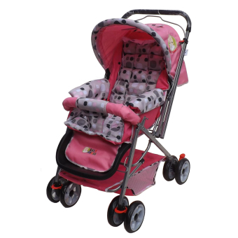 Baby Angel Stroller (Pink) Price Philippines