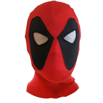 Deadpool Mask X-Men Mask Halloween Costume Hood Cosplay Headwear Full Face Mask - intl Price Philippines