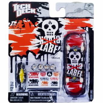 Tech Deck Blacklabel 20052133 Fingerboard Skateboard Toy Price Philippines