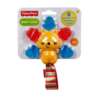 Harga Fisher-Price Clickity Clack Acorn
