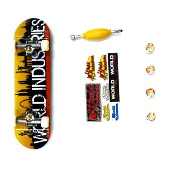 Tech Deck Handboards Fingerboards World Industries (Multicolor) Price Philippines