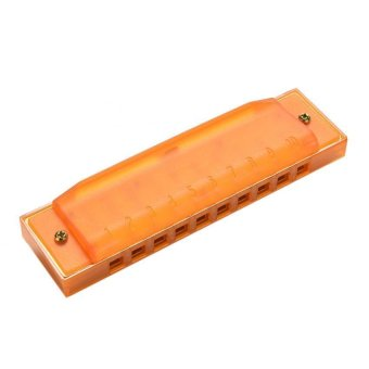 10 Holes Harmonica Learning & Education Plastic Harmonica Music Toys Price Philippines