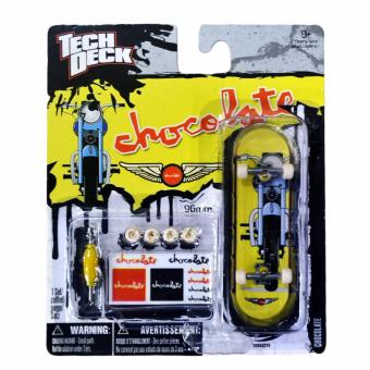 Tech Deck Chocolate 20052216 Fingerboard Skateboard Toy Price Philippines