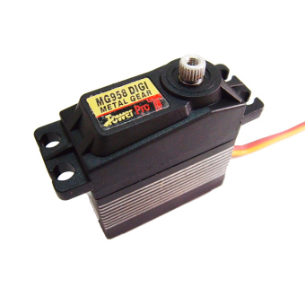 Harga TowerPro MG958 20kg Digital Standard Servo (Black)