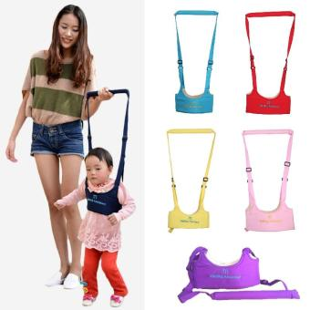 Breathable Handheld Toddler Walking Helper for 6-14 Months Babies -Red - intl Price Philippines