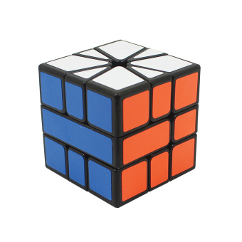 360WISH Qiyi MoFangGe MFG Square-1 SQ1 3X3 Speed Cube Magic Cube - Back Price Philippines