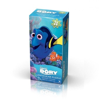 Harga Cardinal Games Disney Finding Dory Lenticular Puzzles Tower Box