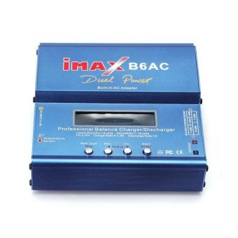 iMAX B6-AC B6AC Lipo NiMH 3S RC Battery Balance Charger Child Toy