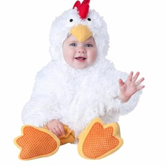 Incharacter Costume - Chicken for 12-18 Months Old