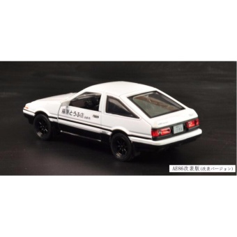 Initial D: First Stage AE86 1:32 Scale Die-cast Model Car withLight & Sound,Door Opening - intl - 5