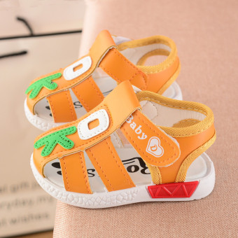 Injection waterproof baby toddler sandals Baby Shoes