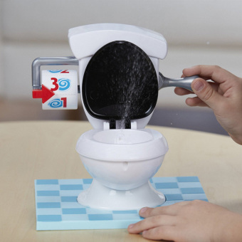 INS crazy hot selling Parent and Child game toilet