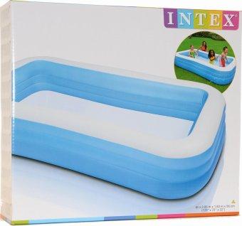 "Intex Family Swim Center Pool 120"" x 72"" x 22"""