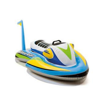 INTEX Inflatable Wave Rider Ride-On Jet Ski 117x77cm No. 57520NP