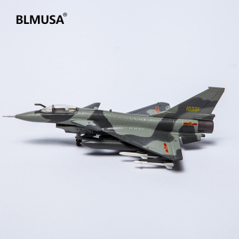 J10 alloy model military model aircraft fighter plane