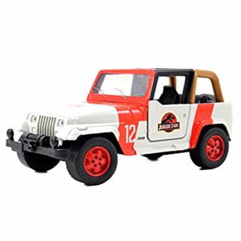 "Jada Toys Jeep Wrangler ""Jurassic World"" Die Cast Toy Price Philippines"