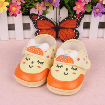 Japan and USA best selling shoes Rabbit yellow