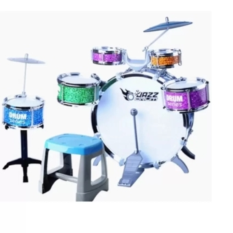 Jazz Fashion Drum Set