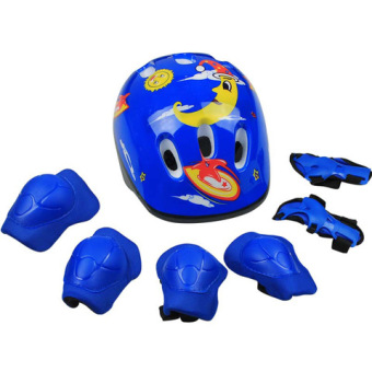 Jf skating suit professional helmet Sports Outdoor Play Outdoor Toys Kids Skates