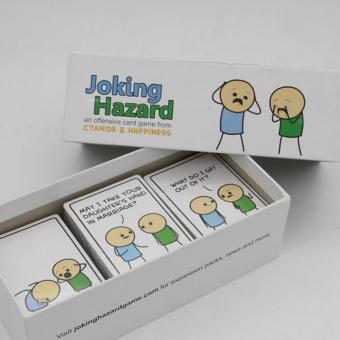 Joking Hazard Party Game Funny Games For Adults With Retail BoxComic Strips Card Games - intl Price Philippines