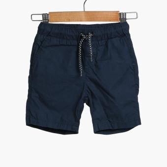 Just Jeans Baby Boys Drawstring Shorts (Navy Blue)