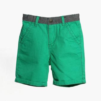 Just Jeans Boys Colored Bermuda Shorts (Green)