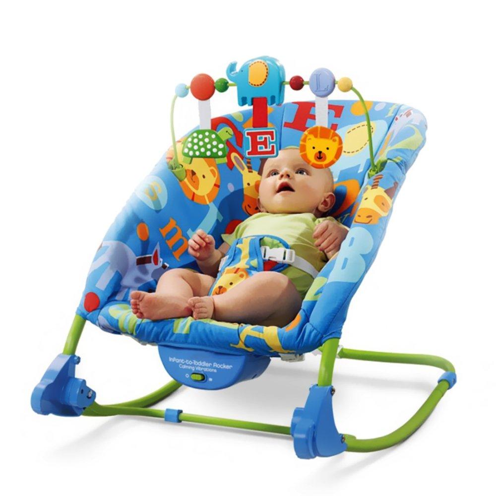 Keimav Deluxe Infant To Toddler Comfort Rocker Blue Philippines