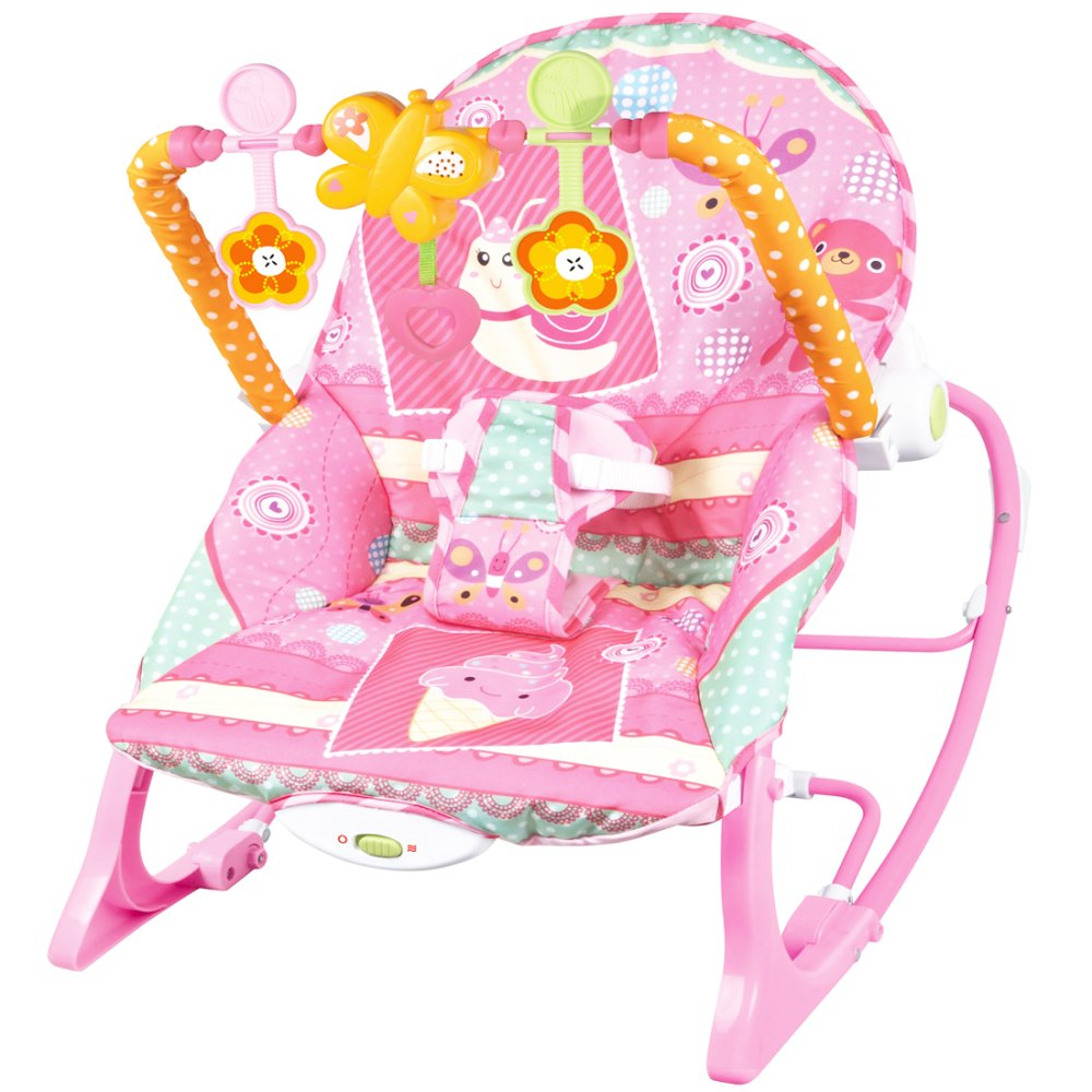 Keimav Infant To Toddler Rocker Pink Dots Philippines