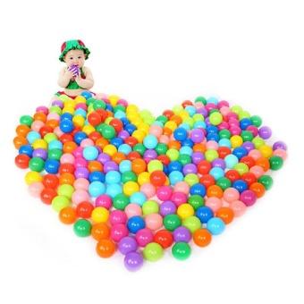 Kid 50pcs Soft Plastic Ocean Ball & Pool Swim Outdoor toy - intl - 3