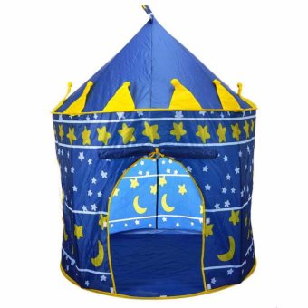 Kiddie Castle Tent Prince and Princess Tent