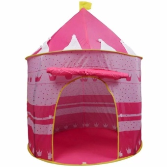 Kiddie Prince & Princess Castle Tent